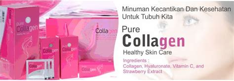 Collagen Pemutih Badan 7 collagen suplemen pemutih kulit 1 box 30 sachet