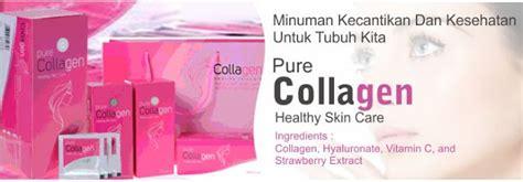 Pemutih Badan Collagen 7 collagen suplemen pemutih kulit 1 box 30 sachet