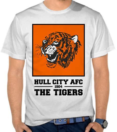 Kaos Ditro Bandung Tiger Of War jual kaos hull city afc the tigers 4 sepak bola satubaju
