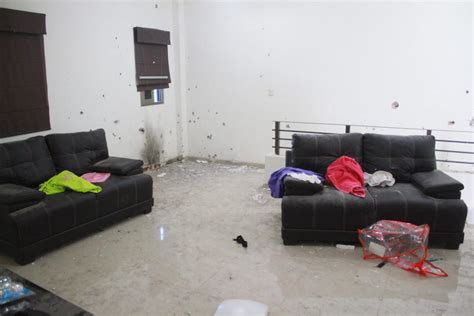 el chapo guzman house inside el chapo s safe house photos inside the safe house and escape tunnel used by mexican