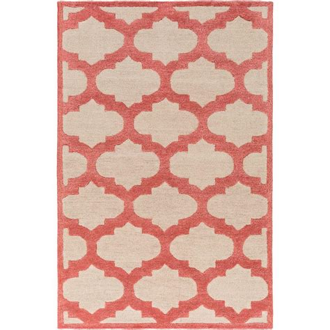 cherry rug artistic weavers arise hadley cherry 8 ft x 11 ft indoor area rug awrs2120 811 the home depot