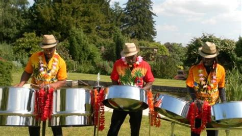 Manchester Steel Drums Band for Hire   Sunny Steel Band is