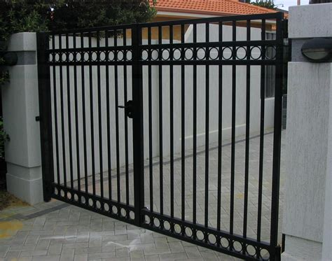 swing gates perth gates perth craftsman fencing