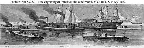 civil war boats civil war warship innovation