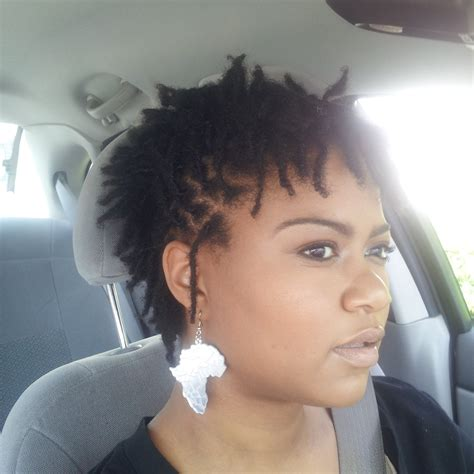 My Hairstyles by Loc Faux Hawk Style For Locs Lock Styles