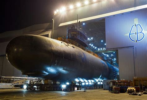 general dynamics electric boat benefits uss north dakota delivered unequalled predator and