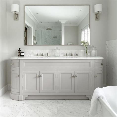 double bathroom vanity ideas 25 best ideas about double vanity on pinterest double