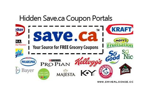 hidden coupons canada