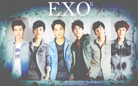 wallpaper d o exo hd report exo los principes del kpop