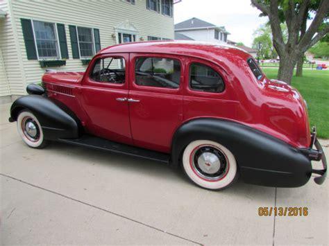 1938 Pontiac Sedan by 1938 Pontiac Touring Sedan For Sale Photos Technical