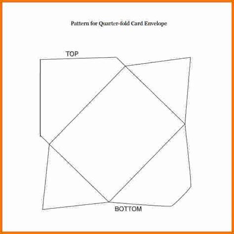 quarter fold cards template anuvrat info