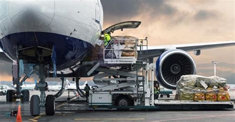 new air cargo tool to improve visibility of air cargo supp material handling and logistics