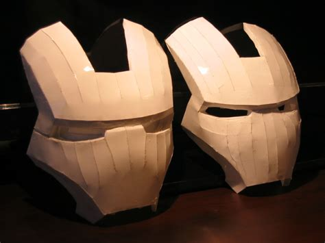 Iron Mask Papercraft - iron facplate v0 004 by degalus on deviantart