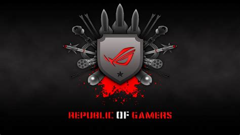 republic of gamers wallpaper for iphone republic of gamers wallpaper