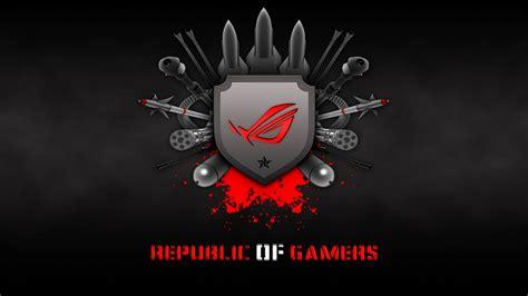republic of gamers wallpaper hd download republic of gamers wallpaper