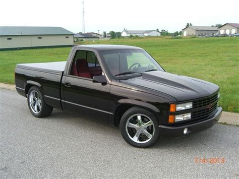 sell used 1990 chevrolet c1500 silverado 454 ss in