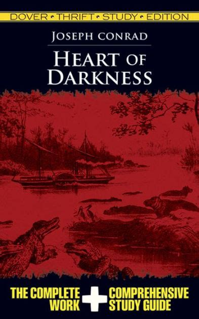 libro heart of darkness everymans heart of darkness dover thrift study edition by joseph conrad paperback barnes noble 174