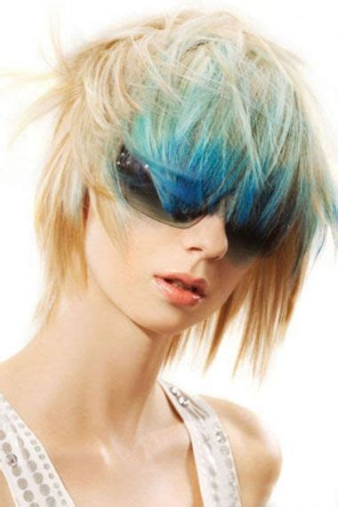 hairstyles with dyed bangs 17 best ideas about dyed bangs on pinterest dyed hair