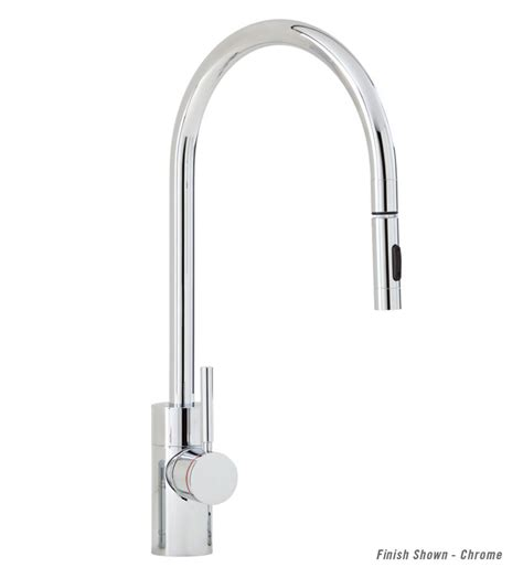 Sigma Faucets Waterstone Contemporary Plp Extended Reach Pull Down Faucet