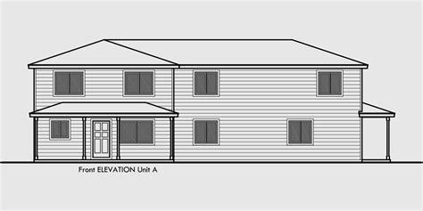 single level house plans corner lot house plans corner lot duplex home plans