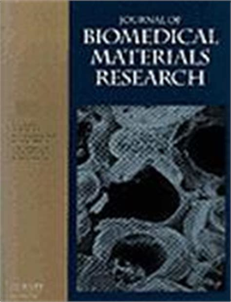 journal of biomedical materials research evisa s