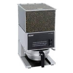 Coffee Grinder Bunn Bunn Lpg Portion Coffee Grinder Coffee Wholesale Usa