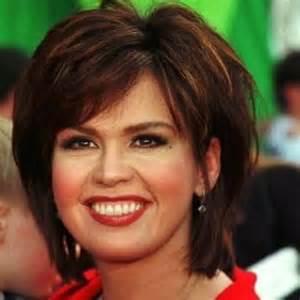how to cut hair like osmond marie osmond love the short shag hair hair and makeup