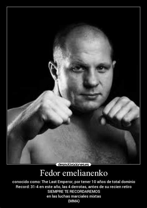 Fedor Emelianenko Meme - quotes by fedor emelianenko like success