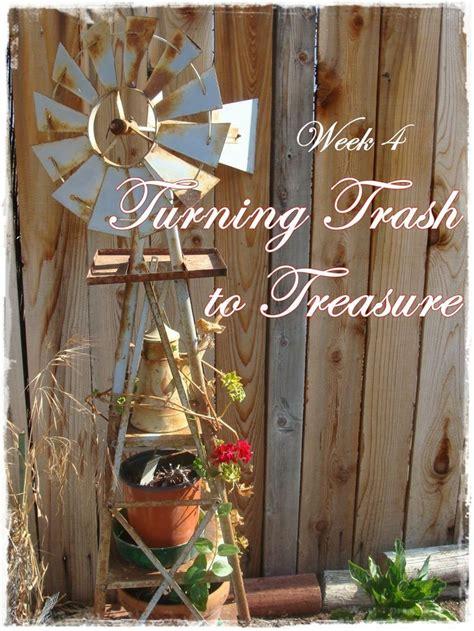 Where To Trash Furniture - trash to treasure outdoor furniture turning trash to