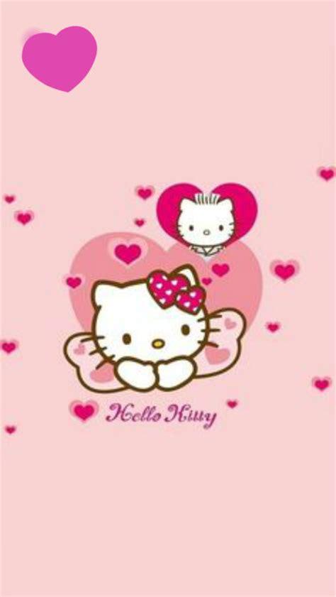 imágenes de kitty enamorada protector de pantalla celular de hello kitty imagenes