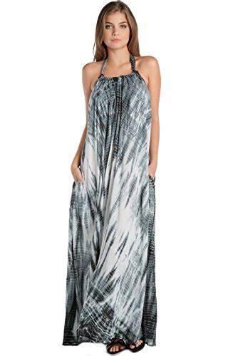 Maxi Abu Dhabi elan s maxi halter tie flowy dress small black buy in uae apparel products in