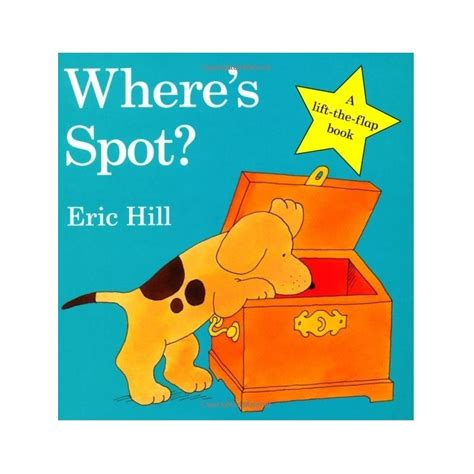 libro wheres spot spot where s spot english wooks