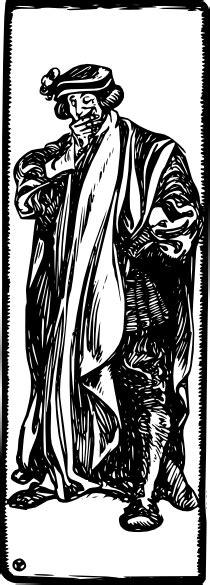iago shakespeare othello clip art  clkercom vector