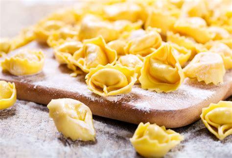 Handmade Tortellini - pasta recipe handmade tortellini 12 tomatoes