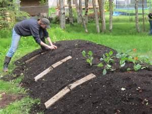 permaculture les buttes de culture une v 233 ritable