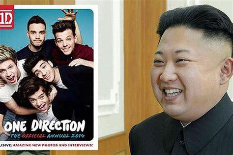 10 haircuts allowed in north korea one direction kim jong un north korea dictator bans one