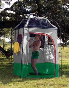 Bathtub Speed Portable Camp Shower Shelter Camping Hiking Outdoor Tent