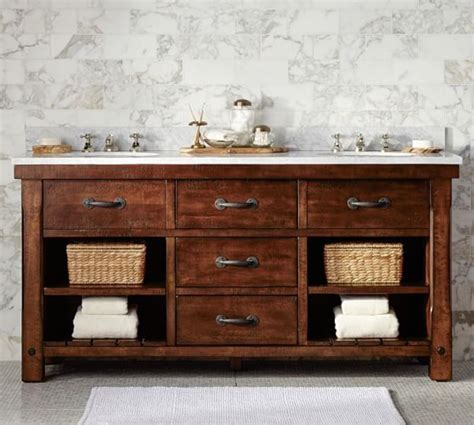 rustic sink vanity 33 stunning rustic bathroom vanity ideas remodeling expense