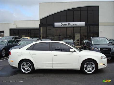 2006 audi 2 0t 2006 arctic white audi a4 2 0t quattro sedan 6734224
