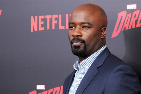 mike colter wife mike colter had to leave pregnant wife behind for luke