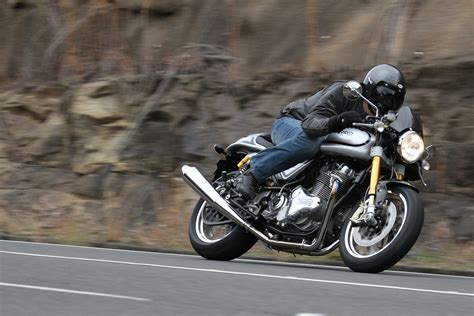 Norton Motorrad Test by Review Norton Commando 961 Cafe Racer Bike Review
