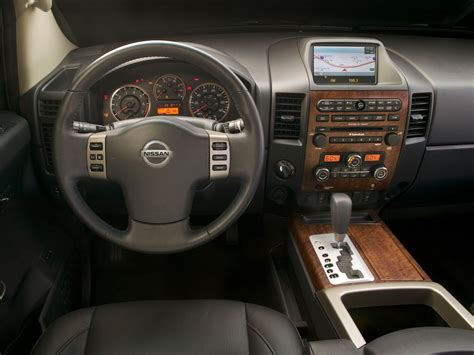 nissan titan cer interior 2011 nissan titan price photos reviews features