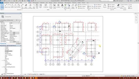 pattern grid revit dimension for grids in revit civil engineering community