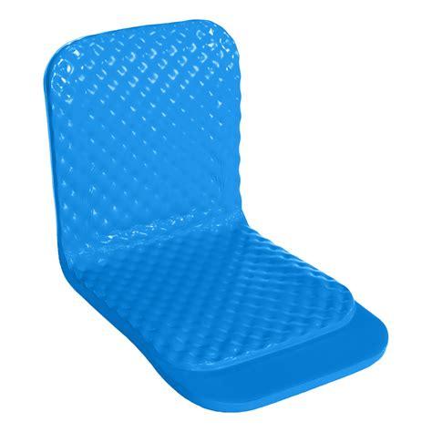 pool noodle chair kmart trc recreation lp soft folding chair bahama blue