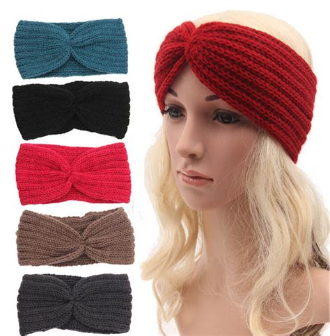 wide knit hair band aliexpress buy wholesale s knitted wide