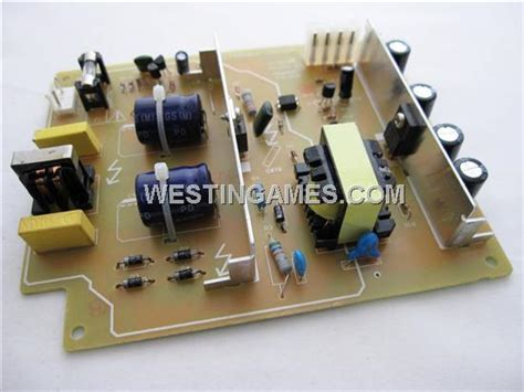 power supply ciruit board for ps2 scph 3000x 3900x ps1 ps2 repair parts westingames