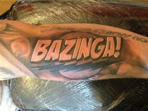 big bang tattoo big theory wallpaper