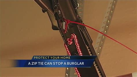 Garage Door Opener Zip Tie 1000 Images About Garage Door Safety And Garage Safety On