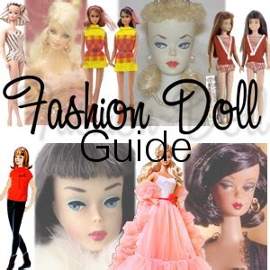 fashion doll guide a guide to vintage dolls clothing accessories and