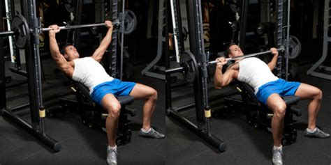 incline bench muscle group 5 insane exercises for your chest i luve sports